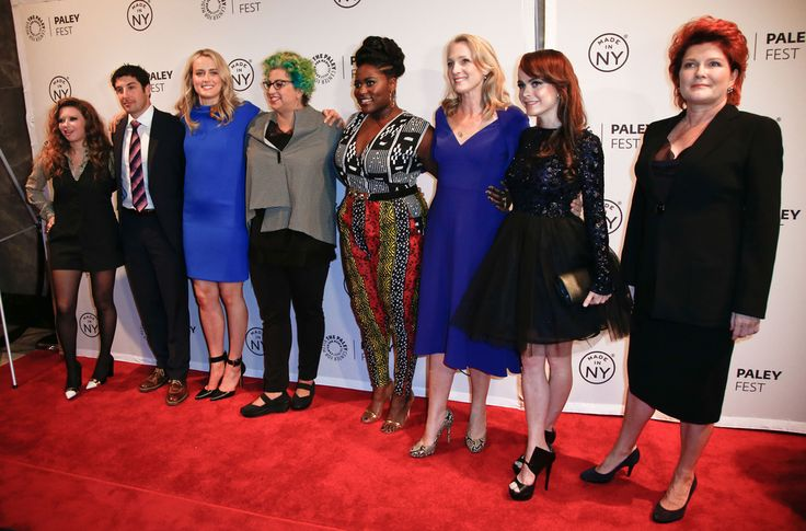 "The Cast of the Netflix Original ""Orange is the New Black"" #OITNB #Netflix"