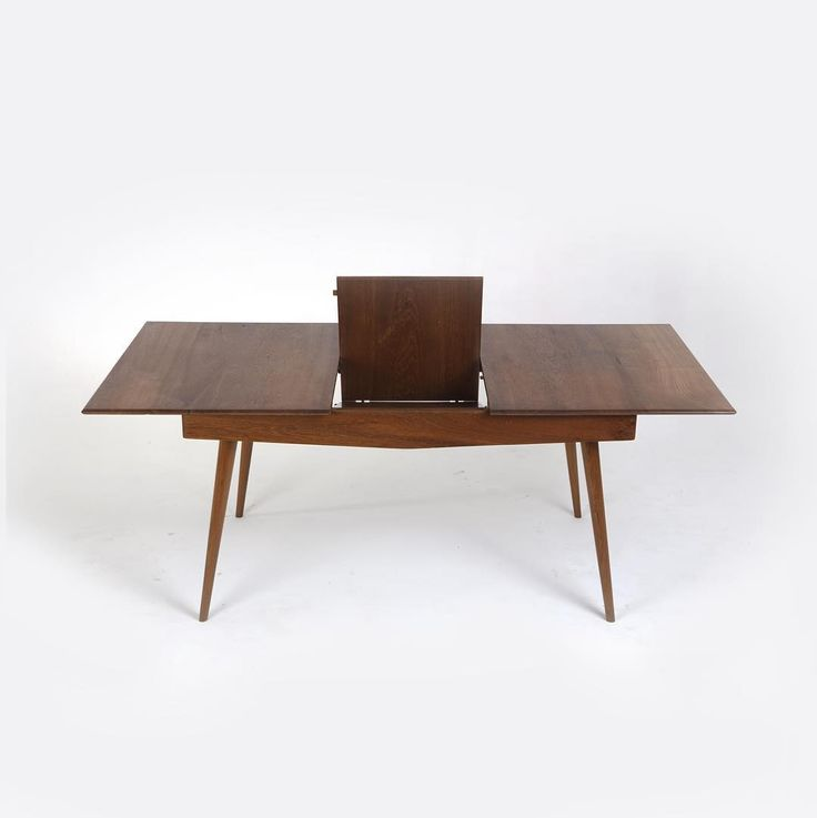teak wood : expandable dining table, mid century. #withpatinainterior by Hendra Wijaya, Indonesia.  Click picture for more angles..