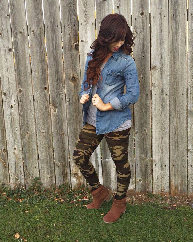 LuLaRoe leggings  Fall fashion   #lularoesteviemiskin https://www.facebook.com/groups/LuLaRoeStevieMiskinVIPShop/