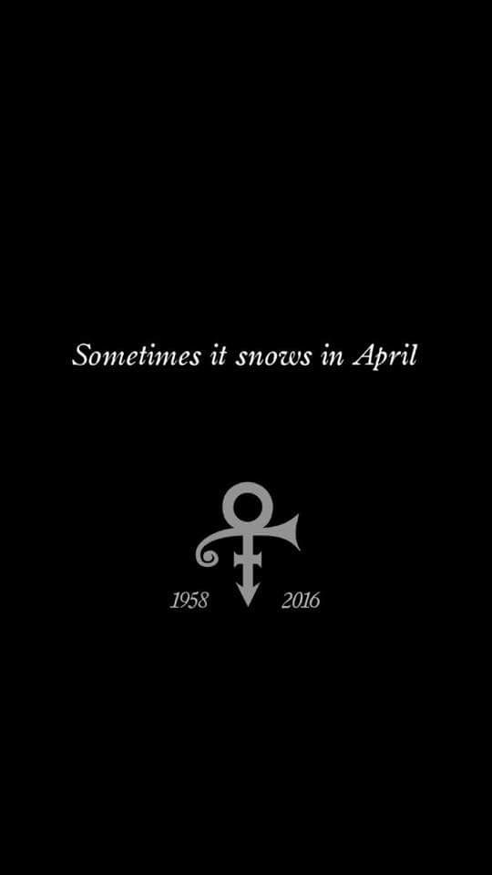 Prince you will be missed