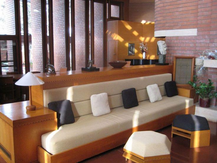 Furniture Cream Laminated Wooden Floor Cream Laminated Wooden Pouffe