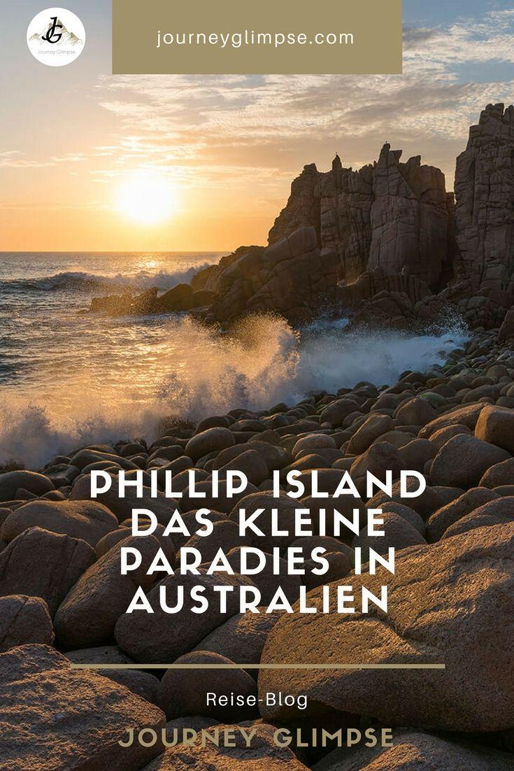 Phillip Island in Australien ist ein wahres Paradies. Nicht nur für Naturliebhaber, sondern auch für Fotografen.