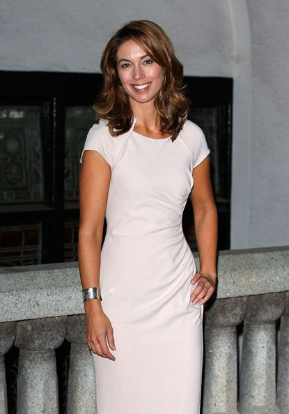 Emma Crosby attends the Inspiration Awards for Women at Cadogan Hall on October 2, 2014 in London, England.