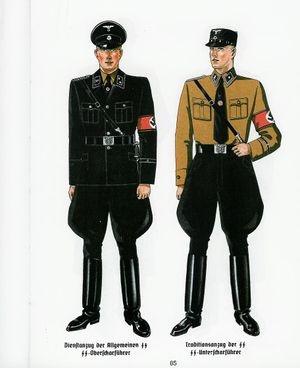 Brown Shirts v. Black Shirts | The Threepenny Opera | Pinterest