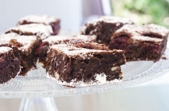 sweeties on tour #brownies #chocolat #sucré #bruxelles #foodtruck