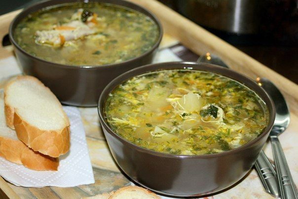 Куриный суп с яйцом. Обсуждение на LiveInternet - Российский Сервис Онлайн-Дневников