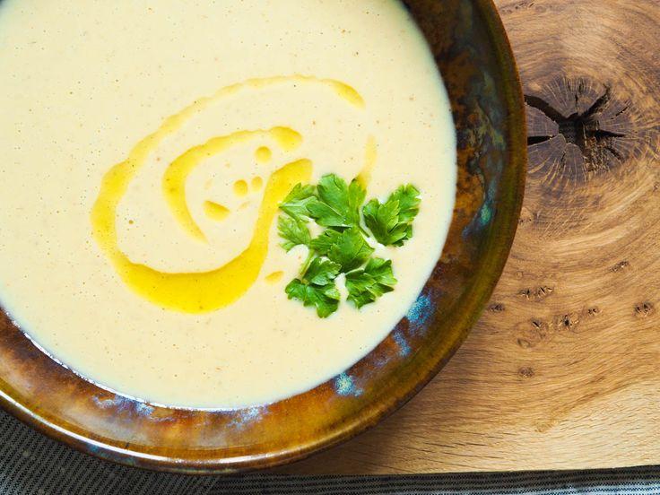 Krém zpórku a brambor (vichyssoise) | Oh My Chef