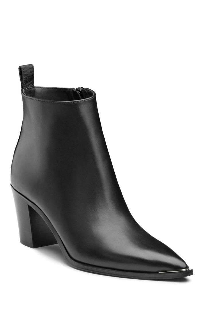 Acne Studios Loma Black Boots