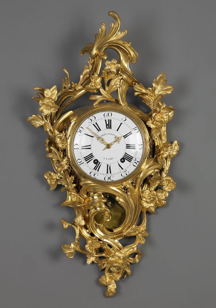 Настенные часы в стиле барокко интернет магазин
