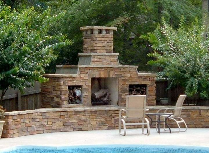 1000 Ideas About Outside Fire Pits On Pinterest Fire