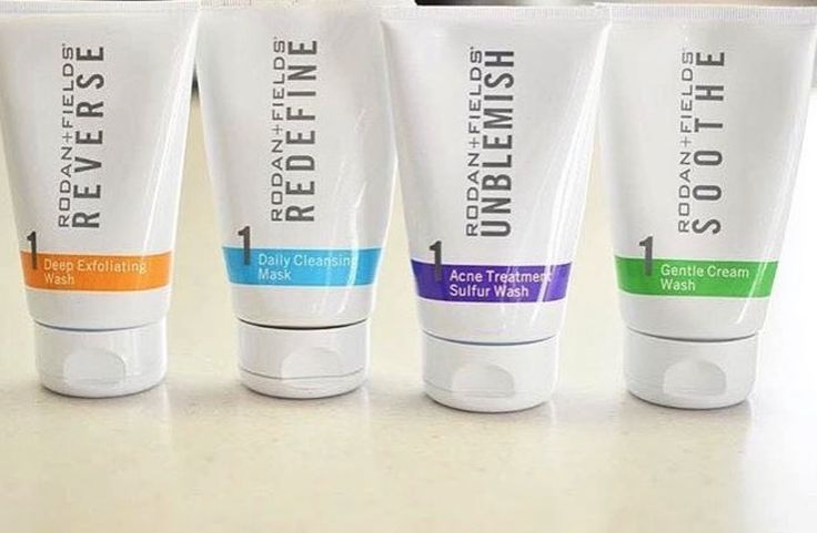 Not ready for a full regimen yet? A good face wash is the best place to start! REDEFINE- for fine lines, wrinkles, enlarged pores, also for preventing future wrinkles. (#1 anti aging regimen in the U.S.) REVERSE- for sun damage, sun spots, uneven skin tone, dullness UNBLEMISH-for acne and preventing future acne (cystic, teenage, hormonal, adult acne) SOOTHE-for skin that is easily irritated, sensitive, red and dry.