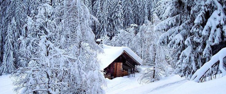 Avete mai dormito in uno chalet di montagna? Ecco 10 proposte, romantiche ed ecologiche, tra antiche baite, malghe alpine e chalet immersi nella natura