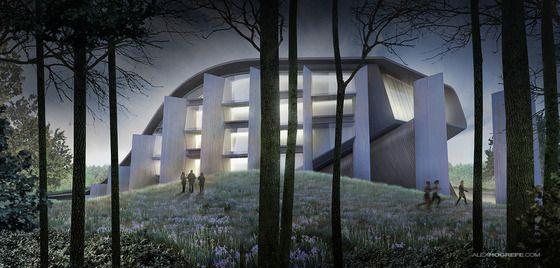 Alex Hogrefe BLOG - architectural rendering and illustration blog
