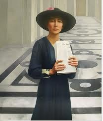 War is the slaughter of human beings, temporarily regarded as enemies, on as large a scale as possible.         Jeanette Rankin   image from dcrepublican.com