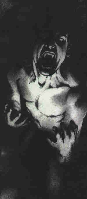 Real Vampires | Drawing from Vampire: The Masquerade's Bookof Nod
