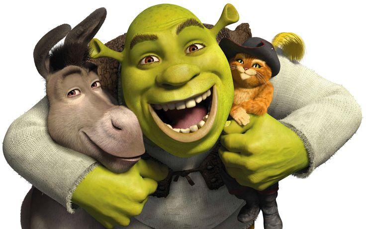 Shrek 2 Cartoon Characters : Pictures of cartoons wallpaper original friends