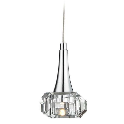 Elk Lighting Alea Polished Chrome LED Mini-Pendant Light   17165/1   Destination Lighting