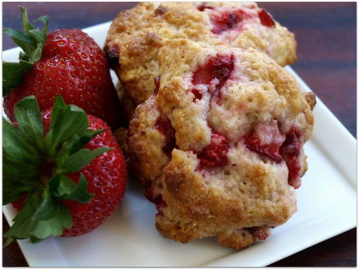 Strawberry Shortcake Cookies | Favorite Recipes | Pinterest