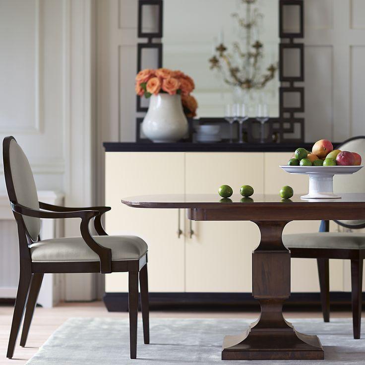 die 37 besten bilder zu bernhardt dining room auf pinterest, Esstisch ideennn