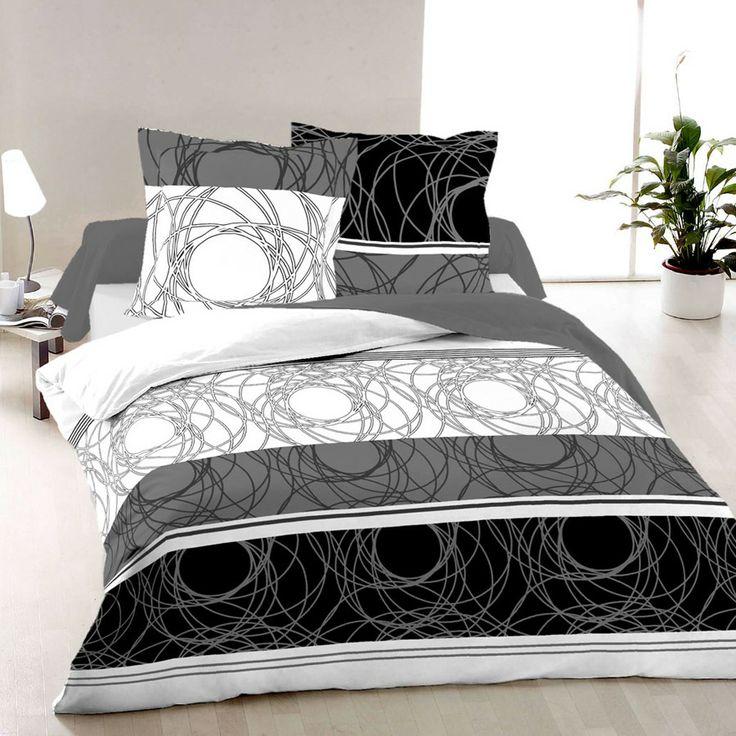 Elegance - Cotton SATEEN Bed Linen Set (Duvet Cover & Pillow Cases)