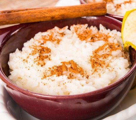 Ryż na słodko - Przepisy - Magda Gessler - Smaki Życia