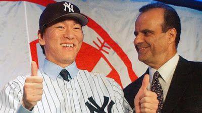 MLB: Hace 15 años Hideki Matsui dio su paso a las Grandes Ligas