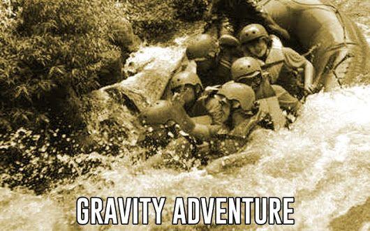 Rafting Palayangan Bandung yang Penuh Tantangan Untuk Pemula