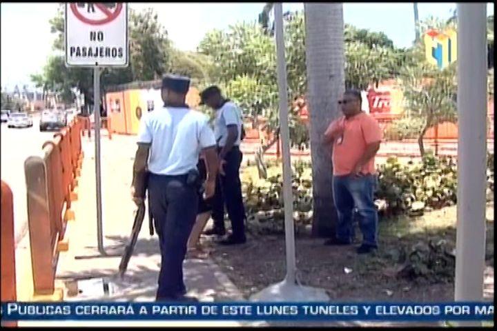 Ya Se Han Retenido Unos 70 Limpiavidrios De Las Calles De Santo Domingo Y 4 Ya Obtuvieron Trabajos En El Ayuntamiento