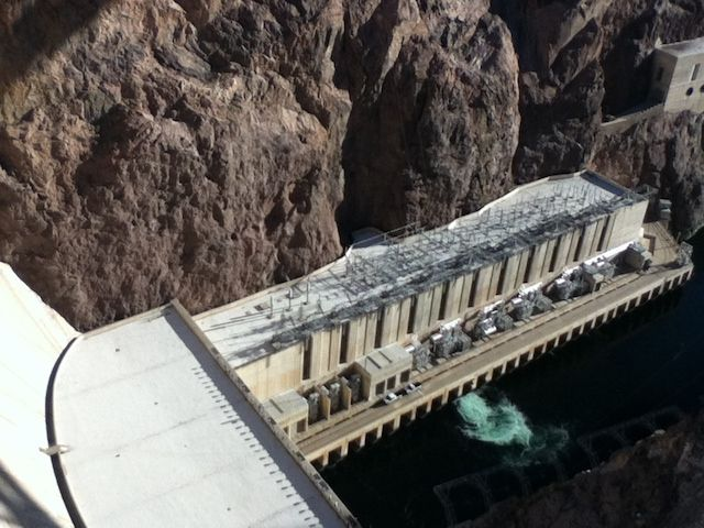 Hike the Historic Railroad Trail to Hoover Dam
