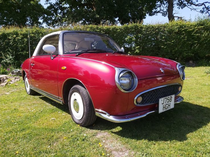 1991 Nissan Figaro For Sale Car And Classic in 2020