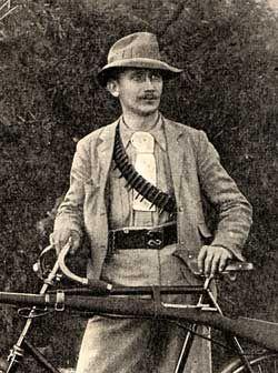 Boer Commandant Danie Theron- 1900