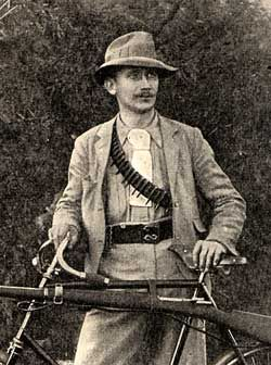 Boer Commandant Danie Theron- 1900