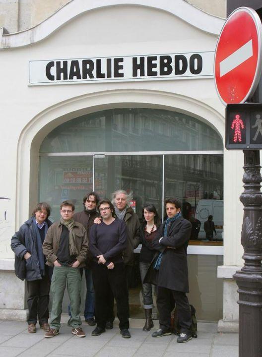 Charlie Hebdo : Cabu, Charb, Wolinski, Maris et les autres, tués dans l'attaque  #jesuischarlie #charliehebdo
