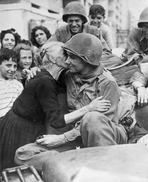 La Liberazione di Roma 4 giugno 1944