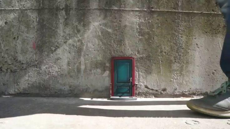 """Волшебные двери фей """"Чеширский кот"""""""