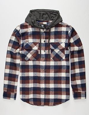 Get 20  Hooded flannel ideas on Pinterest without signing up ...