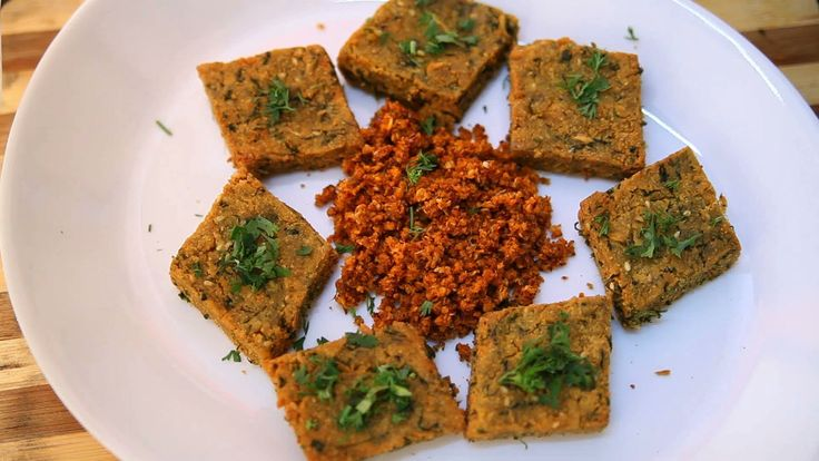 Best Kothimbir Vadi (Coriander Fritters) By Archana