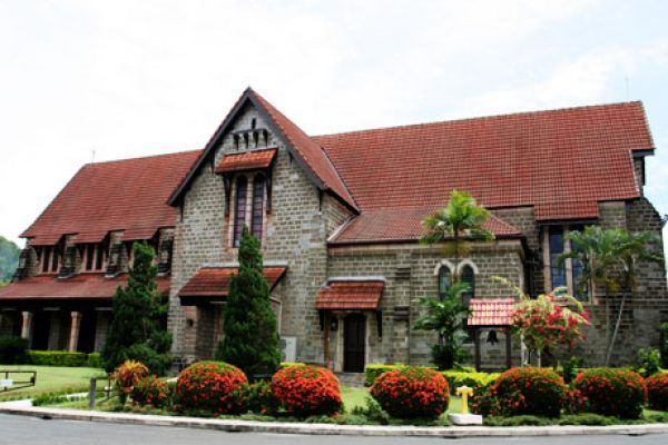 The historical city of Sandakan is home to many buildings and monuments, each witness to the changes of time and events over the years. One of the oldest buildings is St. Michael's and All Angels Church. Read more @ http://www.marvelousvacation.com.my/st-michaels-and-all-angels-church-sandakan/