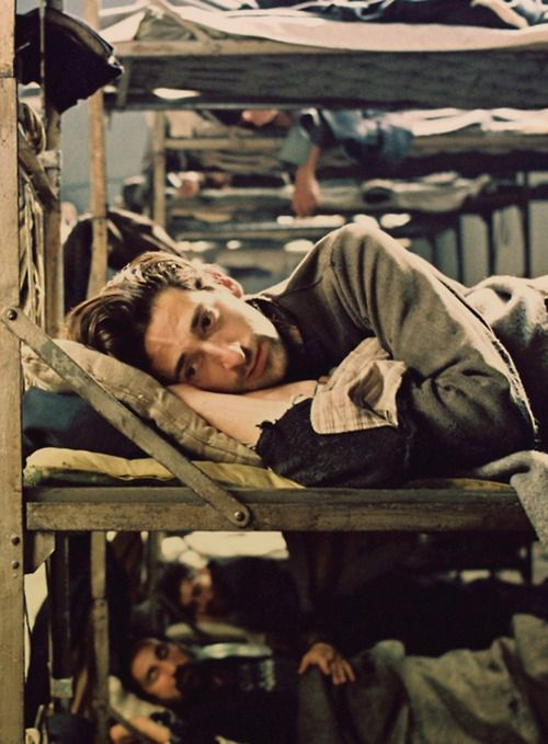 The Pianist (Adrien Brody) Ahh, a hard film to watch, but marvelous performance by Brody.
