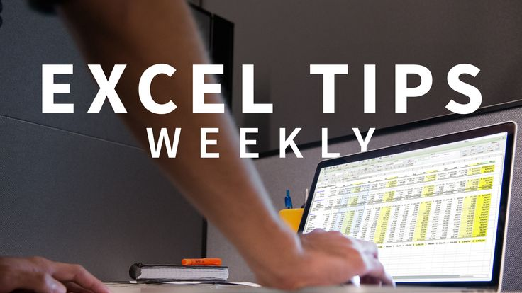 Formula nesting: Using multiple functions in the same formula: Excel Tips Weekly