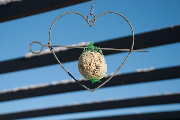 Birdie nam nam. Beautiful heart of zink from Ib Laursen.  #iblaursen #damkærgård