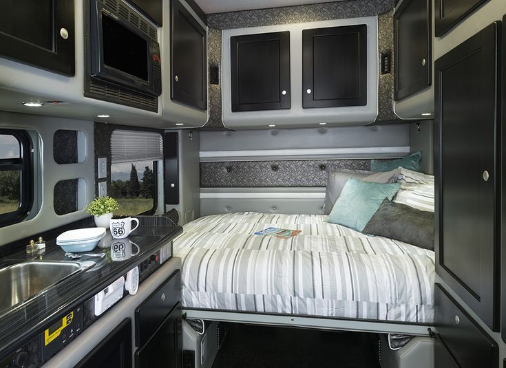 55 best Big interior truck sleeper images on Pinterest ...