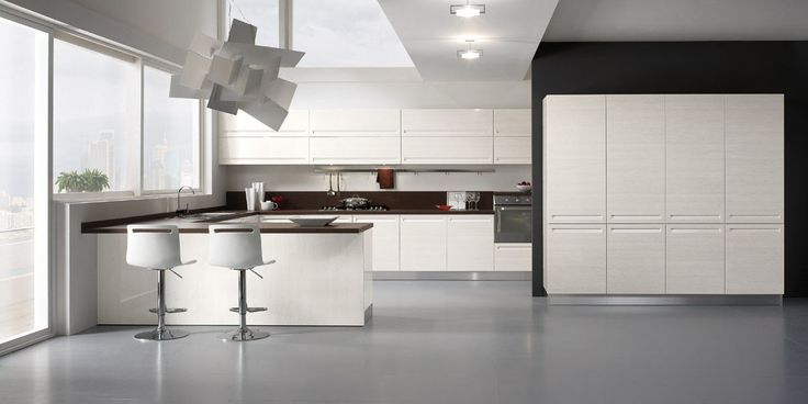 Tropea with the environment is enriched with freshness, functionality and comfort with modern and essential lines. The kitchen becomes a place of taste and relaxation. http://www.spar.it/sp/it/arredamento/cucine-tro-4.3sp?cts=cucine_moderne_tropea