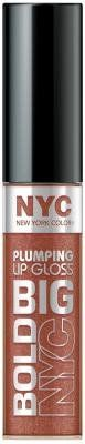 New York Color Big Bold Plumping Lip Gloss  Extra Large Latte Pack of 2 * Click image for more details.