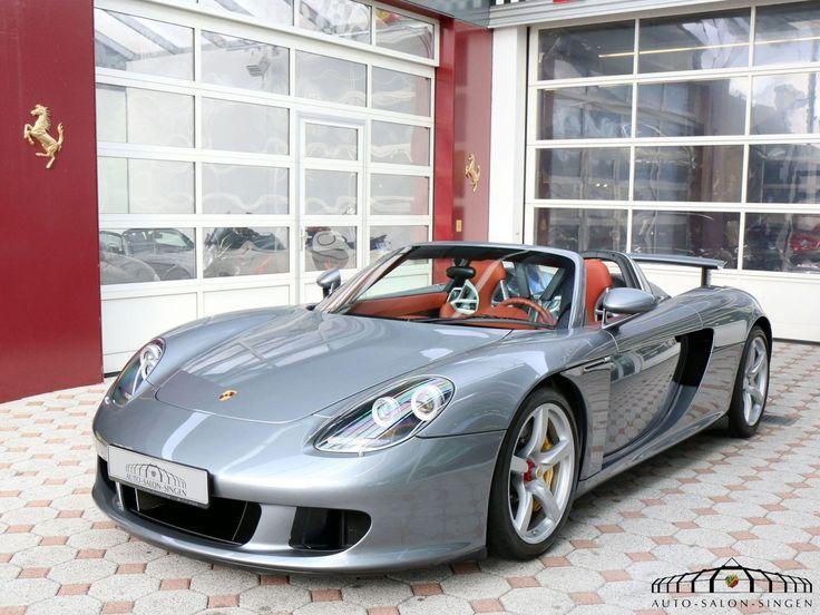 Porsche Carrera GT Coupé - Auto Salon Singen