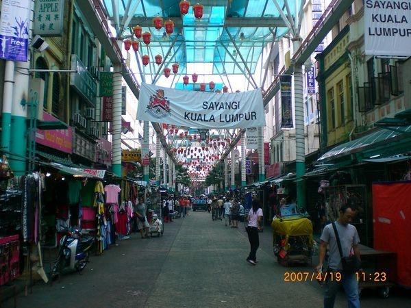 Chinese Market: KL