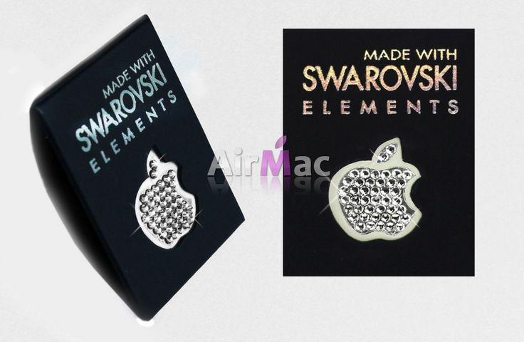 фото Наклейка на iPhone Original Swarovski Apple Logo
