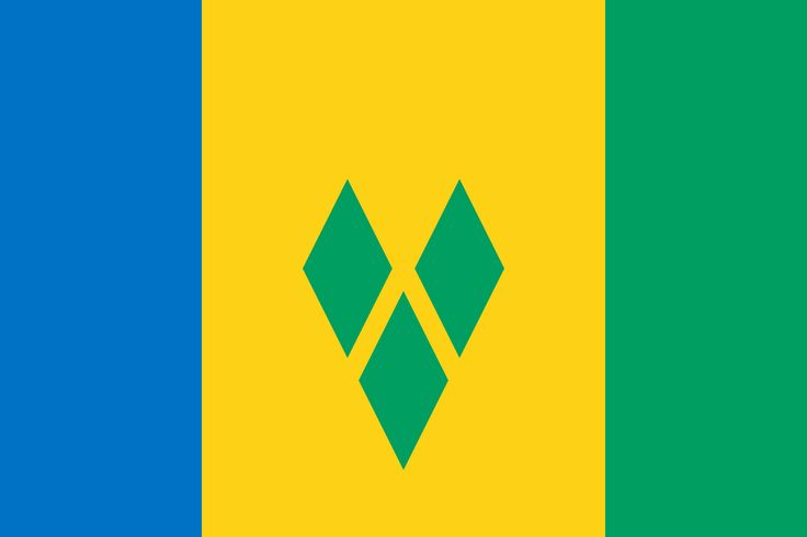 Vessels sailing under the St. Vincent Country Flag are required to have on board this flag as part of flag state requirements that derive from maritime regulations in the International Code of Signals