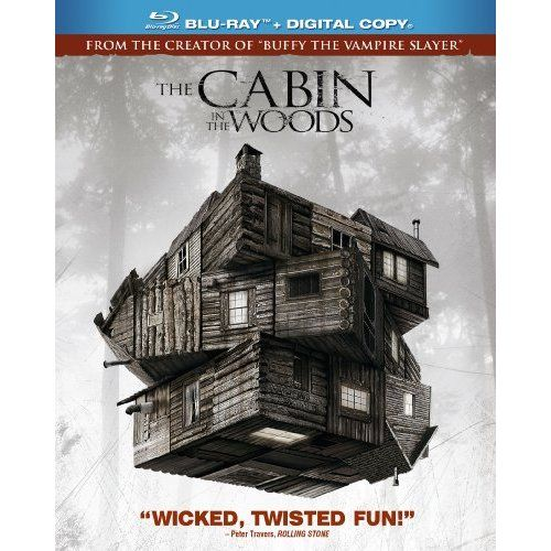 Amazon.com: The Cabin In The Woods [Blu-ray + Digital Copy]: Richard Jenkins, Jesse Williams, Chris Hemsworth, Drew Goddard, Anna Marie Hutchison, Kristen Connolly, Joss Whedon: Movies & TV