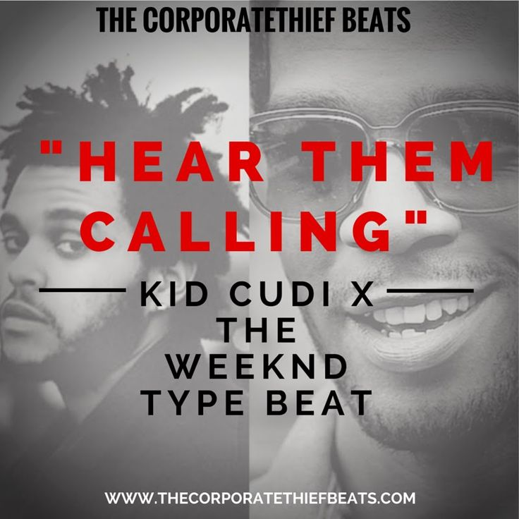 "Kid Cudi X The Weeknd Type Beat 2015 ""Hear Them Calling"" Prod.  The Corp..."
